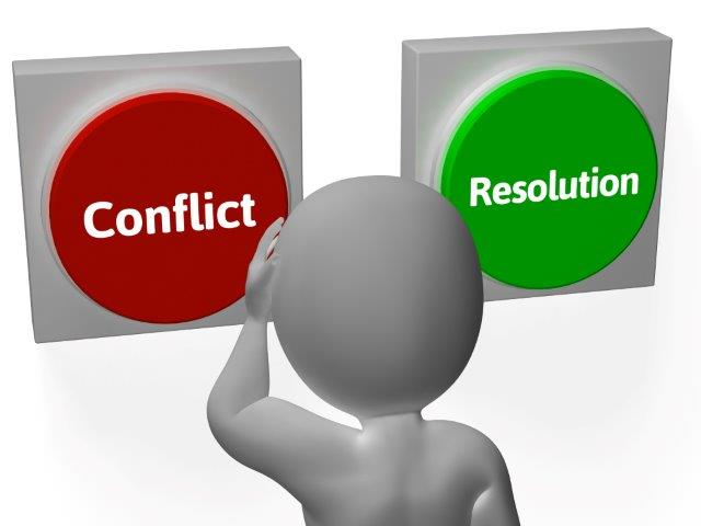 conflict resolution in workplace case study