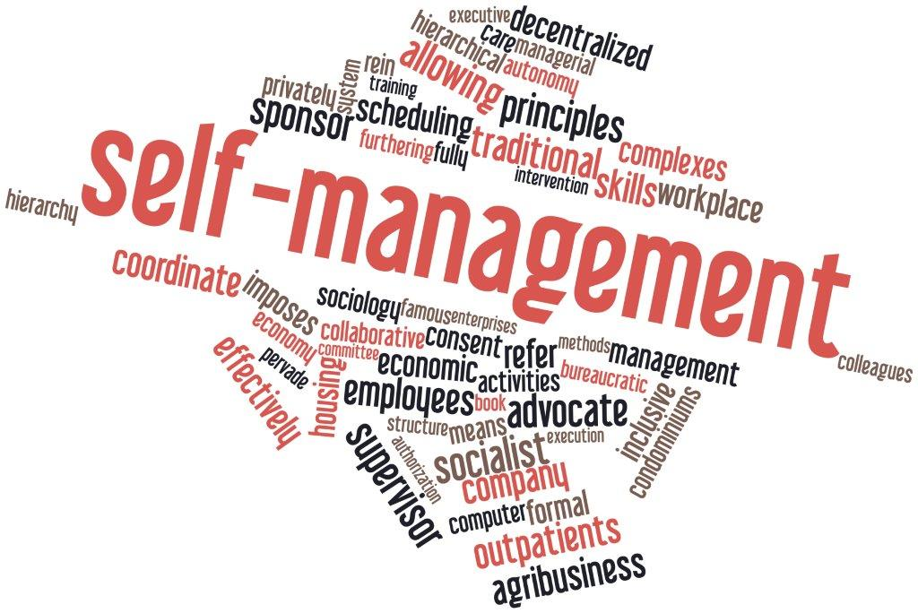 Self Management How Well Do You Do It Gina Abudi